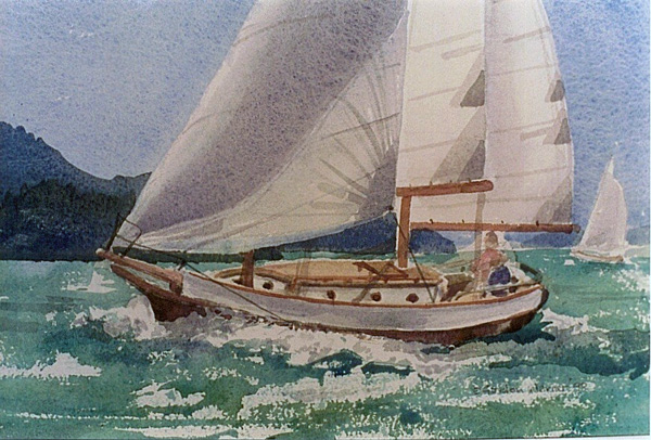 012 Wooden Boat